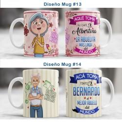 Diseños Mug