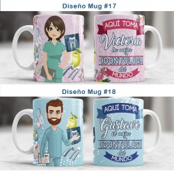 Diseño Mug