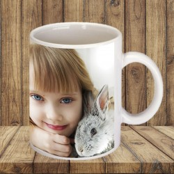 Mug Personalizado Blanco