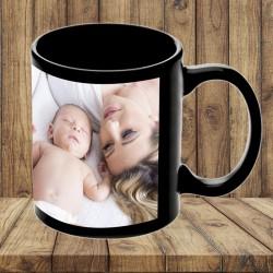 Mug Personalizado Negro